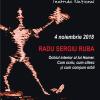Radu Sergiu Ruba conferențiază la TNB