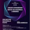 Centenarul României la Sala Radio: Horia Andreescu dirijează Enescu și Ciprian Porumbescu!