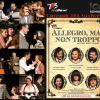 "100 de reprezentaţii cu piesa lui Ion Minulescu, ""Allegro, ma non troppo"""
