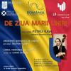 Concert extraordinar de Ziua Națională, la Sala cu Orgă