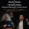 """Mischa Maisky și Christian Badea, doi artiști excepționali în """"Concertele Centenarului la Ateneul Român"""""""