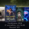Crux Publishing la Gaudeamus 2018: Lansarea unei noi colecții și alte surprize pentru cititori