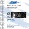 Reveries. Concert jazz A-C Leonte, la Biblioteca ASTRA