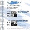 Recital de folclor și lied românesc, la Biblioteca Județeană ASTRA Sibiu