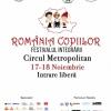 """România copiilor"", la Circul Metropolitan"