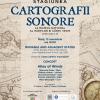 """Harta României de la 1920, redată prin concertul Alley of Winds la """"Cartografii sonore"""""""