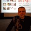 """Lansarea cărţii """"Soldaţii. Poveste din Ferentari"""" de Adrian Schiop, la Cracovia"""