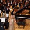 Recital de gală susținut de Alexandra Dăriescu la New York, cu ocazia Zilei Naționale a României și a Centenarului Marii Uniri