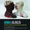 Ceramista Arina Ailincăi expune la MNLR