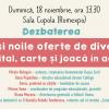 Mirela Retegan, Mircea Toma și alți specialiști în educație dezbat la Gaudeamus despre relația dintre lectură, joacă și mediul digital