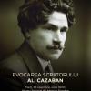 Evocarea scriitorului Al. Cazaban, la MNLR