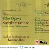 """Seară japoneză dedicată lansării romanului """"Suspine tandre"""" de Yōko Ogawa și atelier de shamisen cu reputatul muzician Keisho Ohno"""