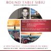 Marius Constantinescu, o expunere liberă la Round Table Sibiu