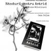 """Lansare de carte: """"Rânduri pentru Astrid"""", de Diana Mihailopol"""