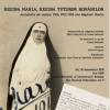 """Premiera spectacolului """"REGINA MARIA, REGINA TUTUROR ROMÂNILOR.  Regina Maria, jurnale de război"""""""