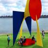 """Expoziție Ingo Glass: """"Formă – Culoare – Lumină – Spaţiu"""""""