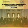 140 de ani de la recunoașterea internațională a independenței de stat a României (1878 – 2018)