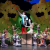 Peste 250 de spectacole, puse în scenă de Opera Comică pentru Copii, în prima parte a stagiunii 2018 – 2019