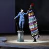 """Pe scena mare a TNB, cu """"Pădurea spânzuraţilor"""", Radu Afrim scoate istoria din muzeu"""