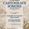 Concert de colinde cu Cercetașii României, la Muzeul Hărților