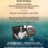 Eveniment special Editura Casa Radio și Muzeul Național al Literaturii Române: 100 de ani de la nașterea lui Radu Beligan