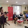 """Lansarea volumului """"Trecutul prezent. Evreii din România: istorie, memorie, reprezentare"""", editori Anca Filipovici și Attila Gidó"""