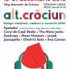 Jurjak, Ada Milea și Mono Jacks cântă live la a patra ediție ALT.Crăciun