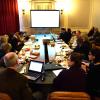 Ședința Consiliului Național al Bibliotecilor din România privind modificarea legii 334/2002