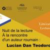 """""""Literatură română, lecturi pariziene"""", la """"Noaptea Lecturii"""" din Franța"""
