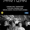 """Formaţia Partizan lansează EP-ul """"Timpuri Noi"""""""