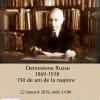 """Vernisajul expoziției """"Demostene Russo. 150 de ani de la naștere"""""""
