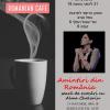 """""""Amintiri din România"""" – seară de rememorări la sediul ICR Tel Aviv, în cadrul """"Cafenelei Românești"""""""
