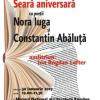 Nora Iuga şi Constantin Abăluţă, la Cafeneaua critică