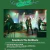 Concert Koszika & The HotShots. Seară eclectică, la Biblioteca ASTRA