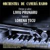 Violonistul Liviu Prunaru, concert-maestru al celei mai bine cotate orchestre simfonice din lume, în dublă ipostază pe scena Sălii Radio