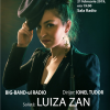 Luiza Zan și Big Band-ul Radio: o seară de jazz de neratat la Sala Radio