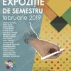 Expoziție de Semestru de Grafică Digitală, la UNArte