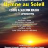 """""""Hymne au Soleil"""" – concert coral de muzică franceză, cu prilejul Sezonului România-Franța"""