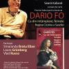 """Seară italiană dedicată romanului """"Ca din întâmplare, femeie"""" de Dario Fo, portretul Reginei Cristina a Suediei, una dintre cele mai învățate femei ale secolului al XVII-lea"""