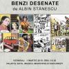"""Vernisaj expoziție – """"Benzi desenate"""" de Albin Stănescu"""