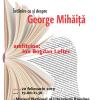 George Mihăiţă, la Cafeneaua critică