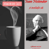 """Ioan Holender și invitații săi, la """"Cafeneaua Românească"""" a ICR Tel Aviv"""