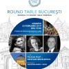 Felicia Filip și Cristian Mihăilescu, la Round Table București