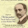 """Conferința """"Un bun patriot. Nicolae Petescu- Comnen și crearea României Mari"""", la Galați"""