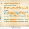 """Dezbatere pe marginea antologiei """"16 prozatori de azi.lit"""" cu scriitori, jurnaliști culturali și critici literari"""