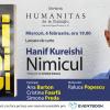 """Lansare de carte: """"Nimicul"""" de Hanif Kureishi, satira unei elite artistice din Londra zilelor noastre, un joc de oglinzi care reflectă adevărul și minciuna dintr-un triunghi conjugal"""