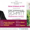 """""""Răzbunarea iertării"""" de Eric-Emmanuel Schmitt : patru texte surprinzătoare și tot atâtea ipostaze ale volatilei relații dintre vinovăție și iertare"""