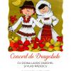 Concert de Dragobete, la MNLR