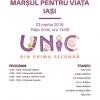 Dublă prezență internațională la Marșul pentru Viață 2019 de la Iași