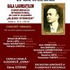 """Concursul Internațional de Canto Academic """"Alexei Stârcea"""", ediţia a XI-a"""